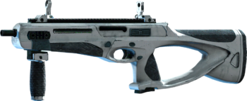 """Guardsman AR"" Burst Rifle"