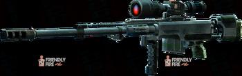 """""""McManus 2020"""" Sniper Rifle"""