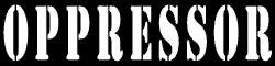 Oppressor - Saints Row 2 logo.png