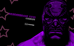 """Murderbrawl XXXI"" mission completion screen[2]"