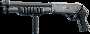 """Deacon 12-Gauge"" Pump-Action Shotgun"