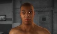Playa Saints Row 2 default African American Male