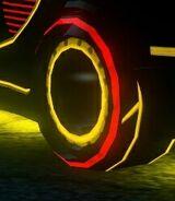 Wraith - tire