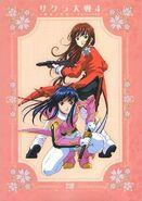 Sakura Wars 4 Dramatic Navi