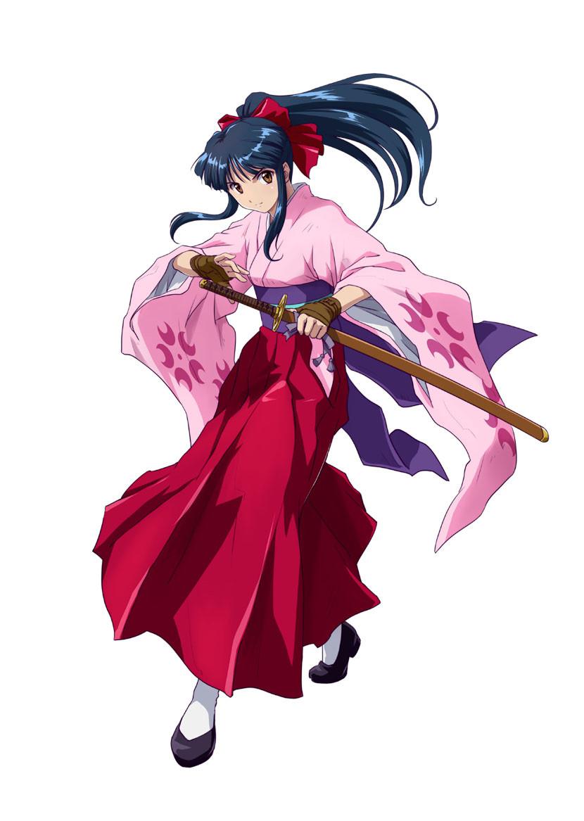 Sakura Shinguji/Image Gallery
