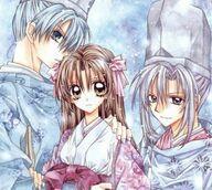 Sakura and aoba and the togu