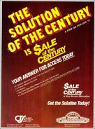 $ale of the Century ad
