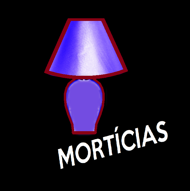 Abajur Mortícias