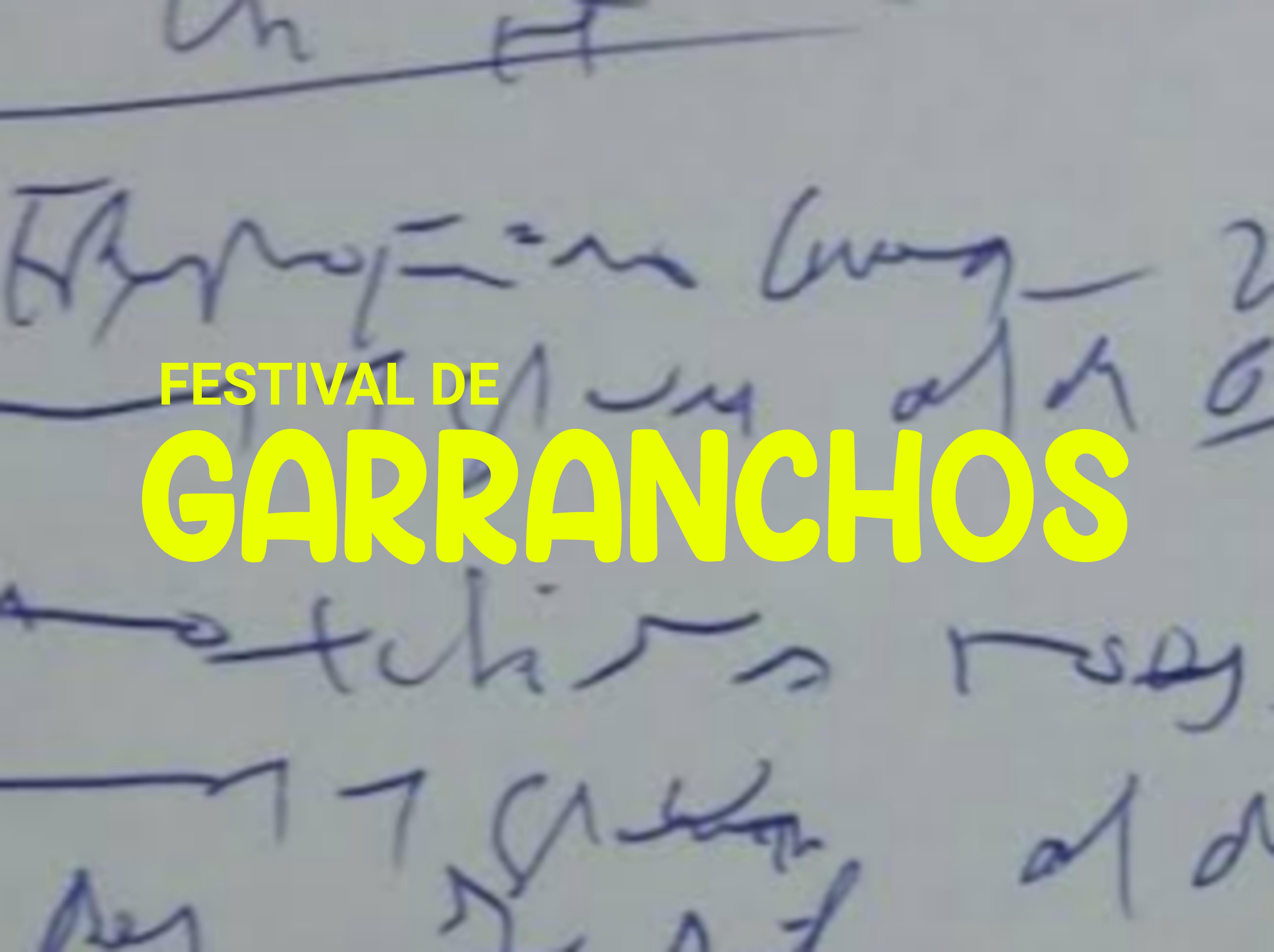 Festival de Garranchos