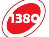 Programação da Rede 1380