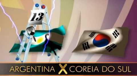 Mundial 2010 - A torcida contra a Argentina continua!!!