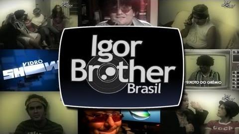 Igor Brother Brasil 1984 - O primeiro reality da TV brasileira