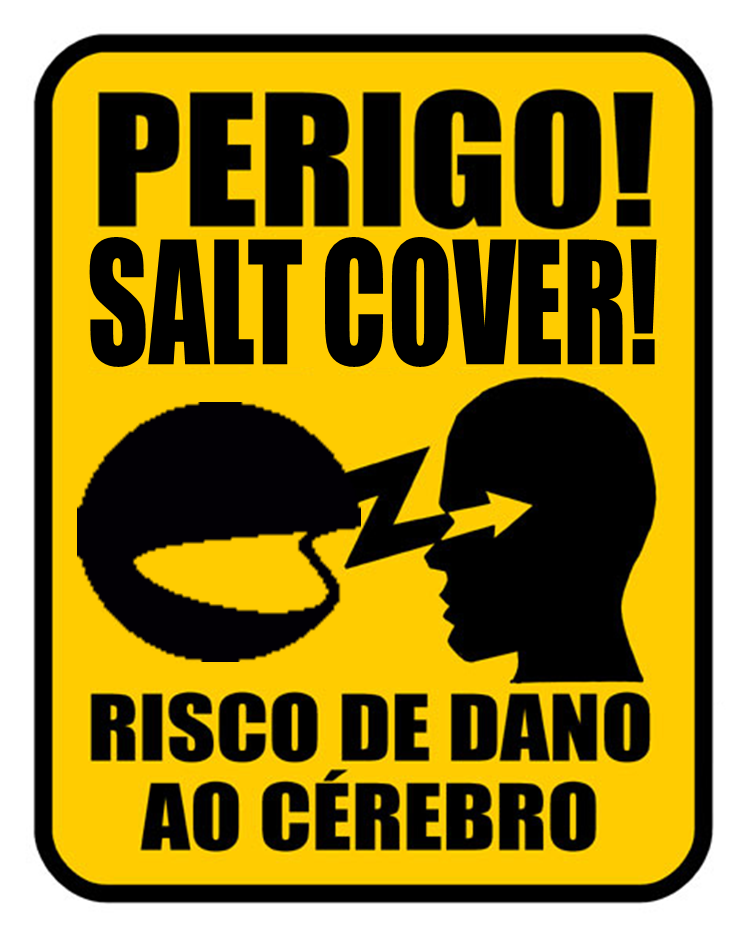 Controvérsias envolvendo a Salt Cover