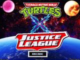 Teenage Mutant Ninja Turtles X Justice League