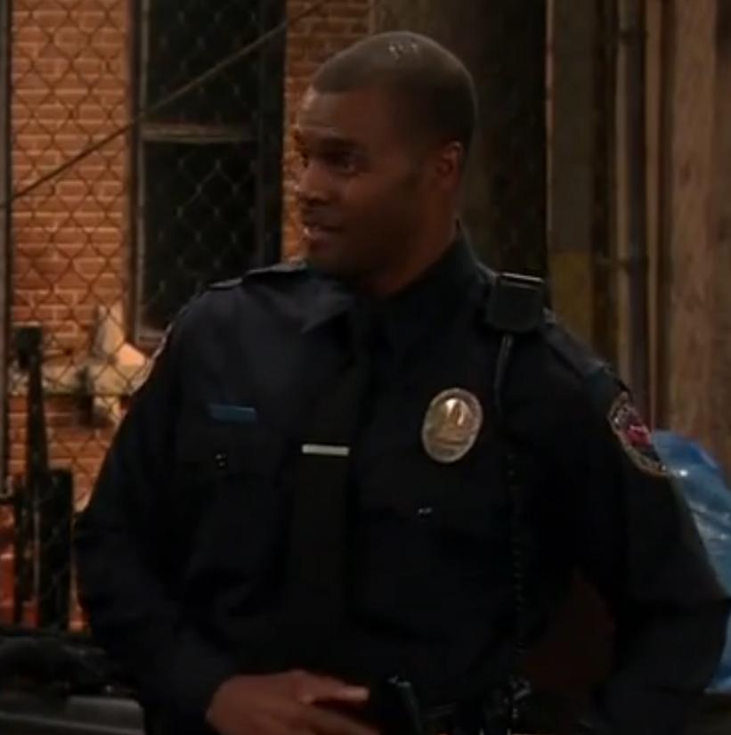 Officer Bell