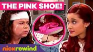 Sam & Cat The Special Pink Shoe! NickRewind