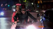 Sam and Cat on the Motorcyle heading to Inside Out Burger.jpg