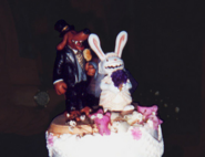 Steve Purcell's wedding toppers