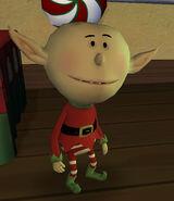 Possessed elf