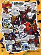 Samandmax comic actionfigs