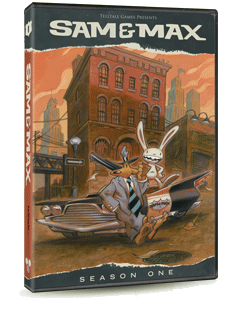 The Boxart for Season One