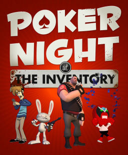 The box art of Poker Night at the Inventory