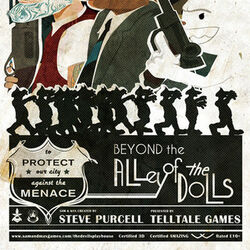 Beyond the Alley of the Dolls