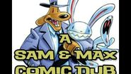 Sam & Max Freelance Police in Night of the Cringing Wildebeest comic dub Comedy