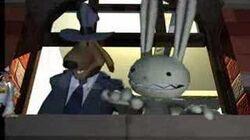 Sam & Max Freelance Police Trailer