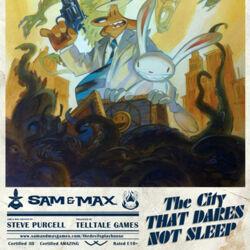 The City That Dares Not Sleep