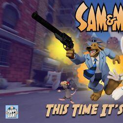 Sam & Max: This Time It's Virtual