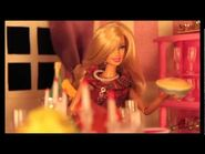 Thanksgiving - A Barbie parody in stop motion *FOR MATURE AUDIENCES*