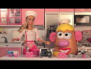 The Barbie Cooking Show Episode 2 - A Barbie parody in stop motion *FOR MATURE AUDIENCES*