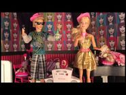 New Year's Eve - A Barbie parody in stop motion *FOR MATURE AUDIENCES*