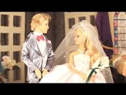 The Wedding - A Barbie parody in stop motion *FOR MATURE AUDIENCES* *RE-RELEASED*
