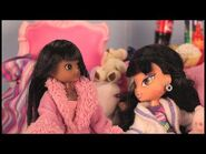 Slumber Party - A Barbie parody in stop motion *FOR MATURE AUDIENCES*