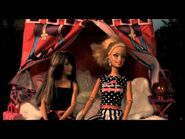 Glamping - A Barbie parody in stop motion *FOR MATURE AUDIENCES*