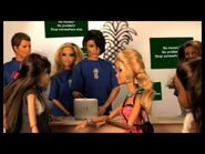 The Pineapple Store - A Barbie parody in stop motion *FOR MATURE AUDIENCES*