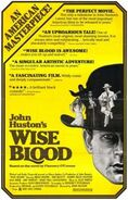 Wise Blood poster