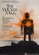 The Wicker Man (1973 film) UK poster