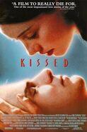 Kissed (1996 movie poster)