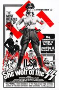 Ilsa she wolf of ss poster 02
