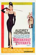 Breakfast at Tiffany's (1961 poster)