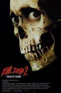 Evil Dead II poster