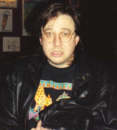 Bill Hicks at the Laff Stop in Austin, Texas, 1991 (2) cropped