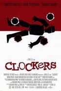 Clockers film poster