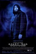 Ghost Dog film poster