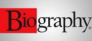 Biography tv series logo
