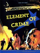 Element of crime poster