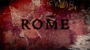 Rome title card